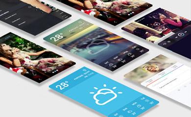 UI视觉设计系统班