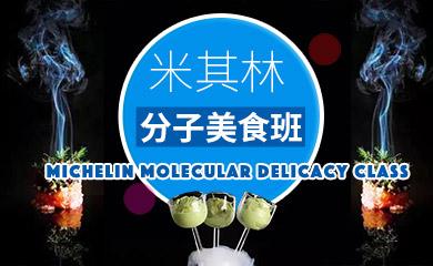 米其林分子美食班