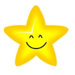 天上的小星星