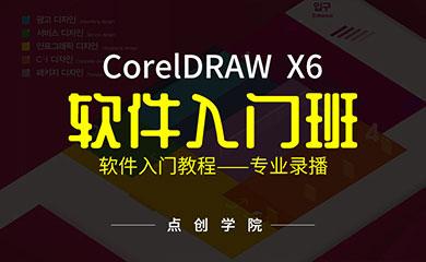 CorelDRAW-X6软件入门班(录播)