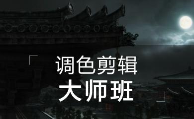 PR调色剪辑高级班(直播+录播)