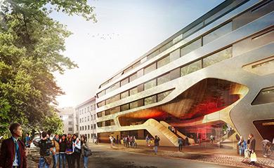 建筑景观设计工程师
