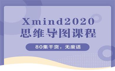 xmind2020思维导图操作课(录播课)