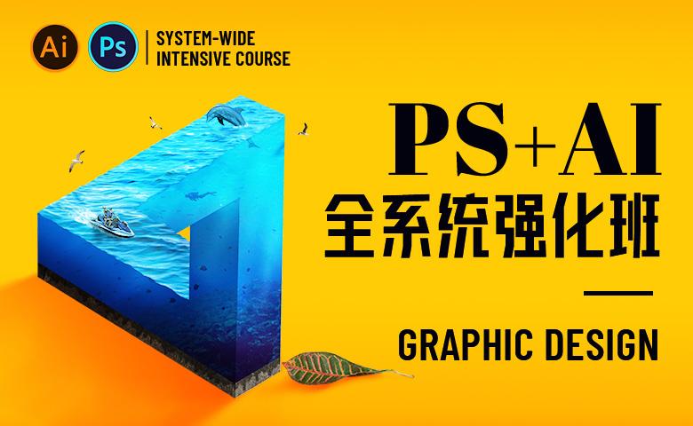 PS+AI全系统强化班