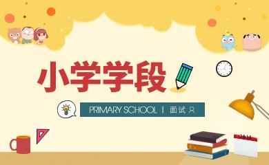 教师资格证面试-小学学段(直播+录播)