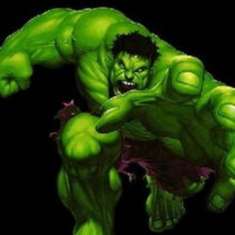 绿巨人来也