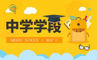 教师资格证面试-中学学段(直播+录播)