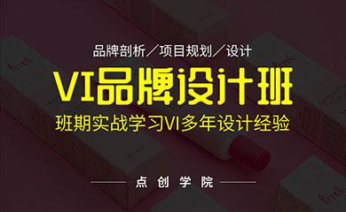 VI品牌设计班(直播+录播)