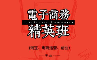 电子商务- 新淘宝精英班(直播+录播)